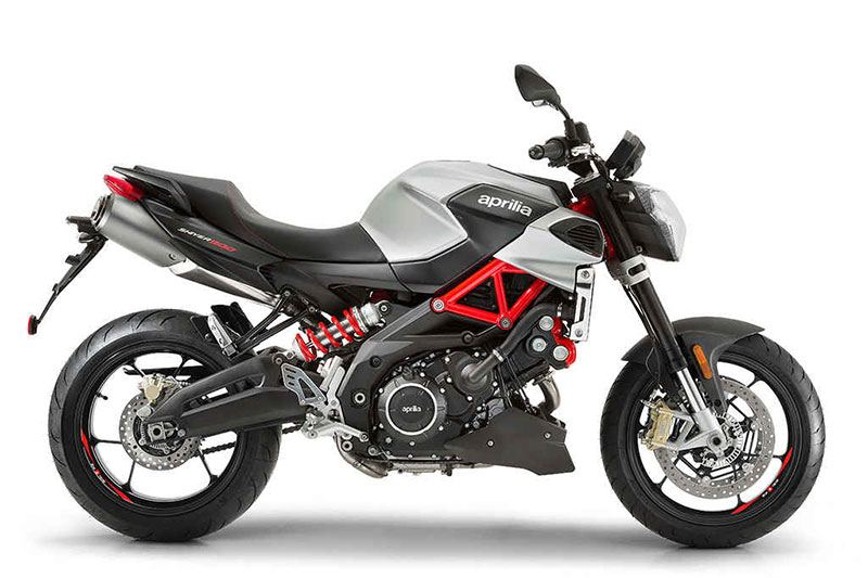 2018 Aprilia Shiver 900 in Goshen, New York