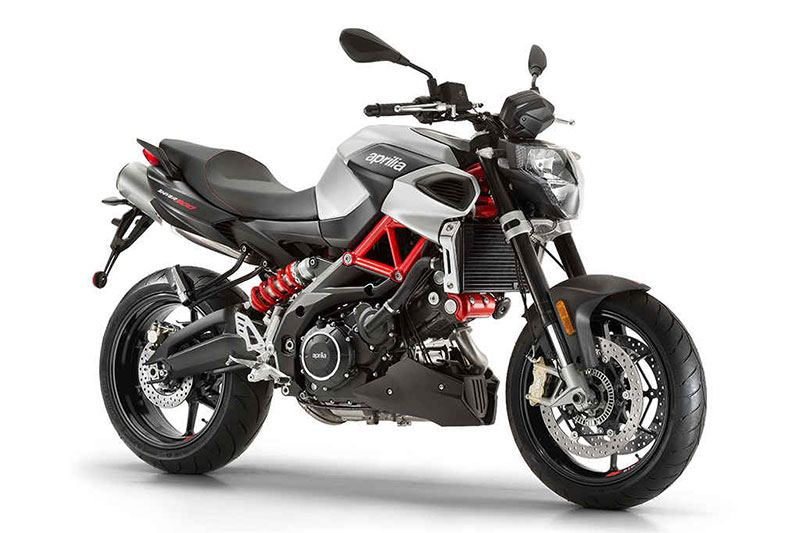 2018 Aprilia Shiver 900 in Orange, California