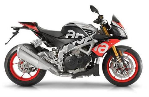 2018 Aprilia Tuono V4 Factory 1100 ABS in Woodstock, Illinois