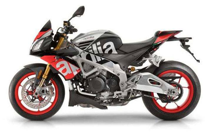 2018 Aprilia Tuono V4 Factory 1100 ABS in Saint Rose, Louisiana