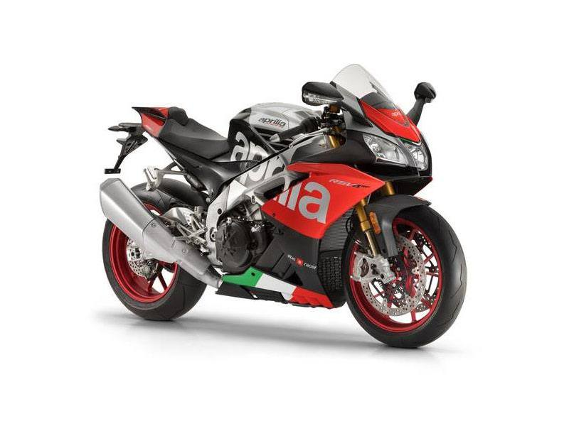 2018 Aprilia RSV4 RF in Orange, California