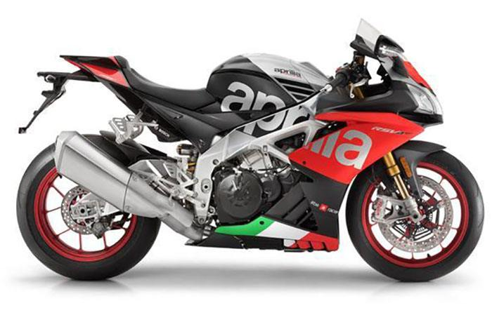 2018 Aprilia RSV4 RF in Orange, California - Photo 1