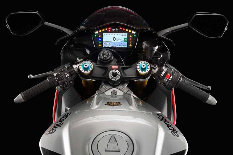 2018 Aprilia RSV4 RF in Saint Charles, Illinois - Photo 6