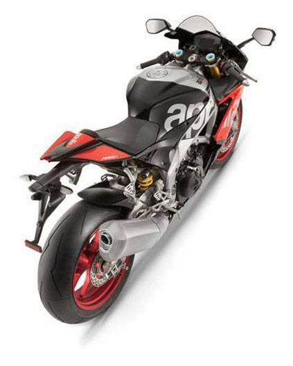 2018 Aprilia RSV4 RF in Elk Grove, California - Photo 19