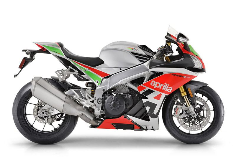 2018 Aprilia RSV4 RF LE in San Jose, California
