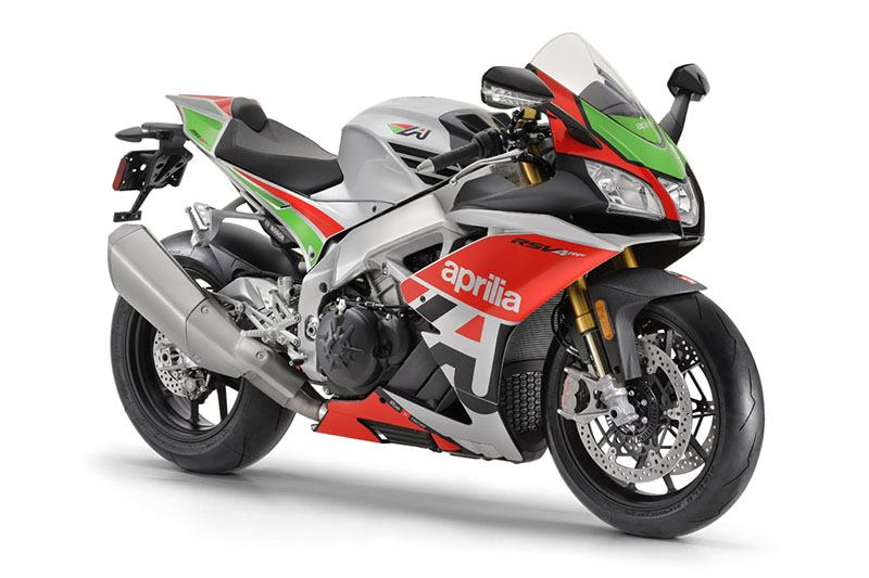 2018 Aprilia RSV4 RF LE in Oakland, California