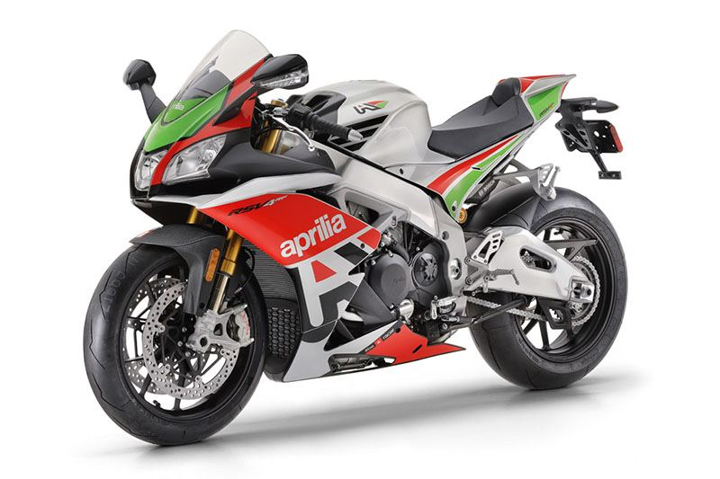 2018 Aprilia RSV4 RF LE in West Chester, Pennsylvania - Photo 4