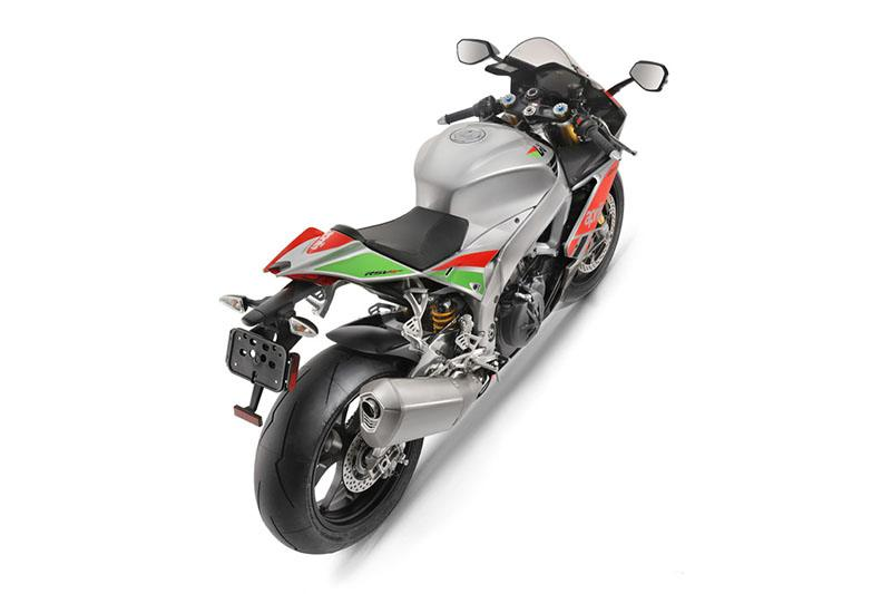 2018 Aprilia RSV4 RF LE in White Plains, New York - Photo 5