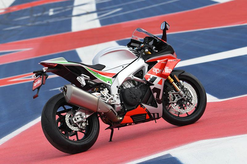 2018 Aprilia RSV4 RF LE in West Chester, Pennsylvania - Photo 8