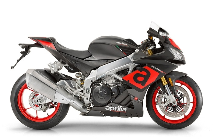2018 Aprilia RSV4 RR ABS in Orange, California - Photo 1