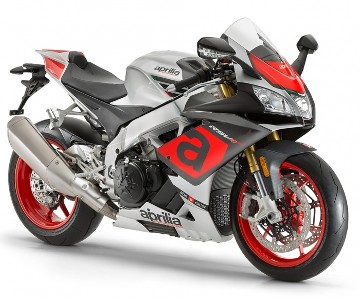 2018 Aprilia RSV4 RR ABS in Elk Grove, California