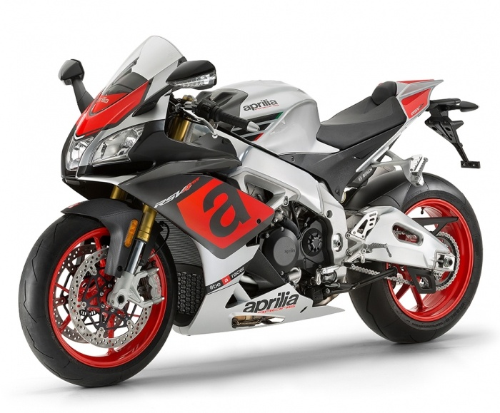 2018 Aprilia RSV4 RR ABS in Orange, California - Photo 4