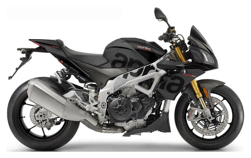 2019 Aprilia Tuono V4 1100 Factory Summit Attack in Goshen, New York
