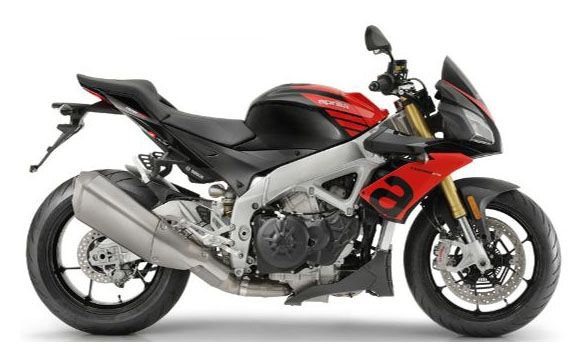 2019 Aprilia Tuono V4 1100 RR ABS in West Chester, Pennsylvania