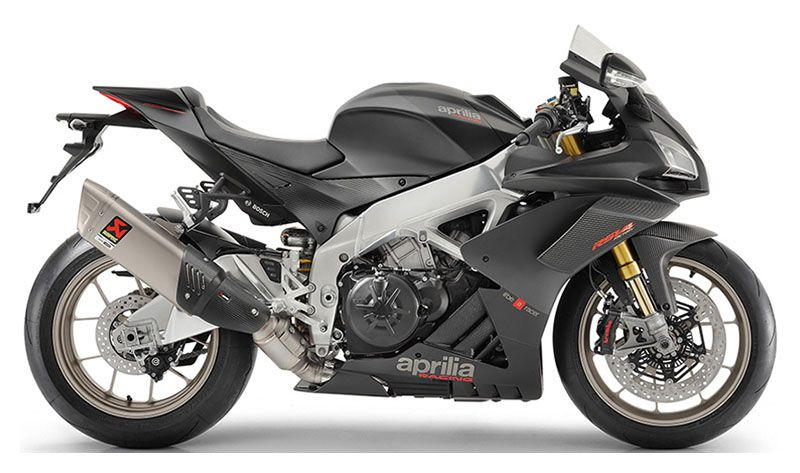 2019 Aprilia RSV4 1100 Factory in Goshen, New York - Photo 1