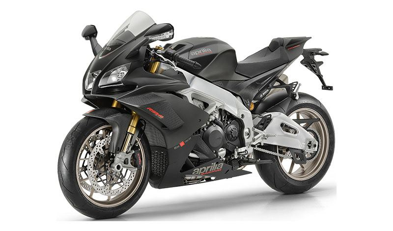 2019 Aprilia RSV4 1100 Factory in Oakland, California - Photo 3