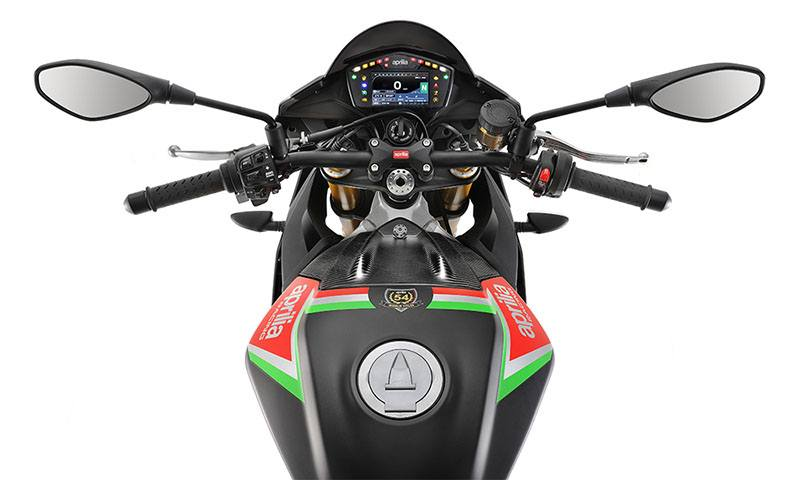 2020 Aprilia Tuono V4 1100 Factory in Goshen, New York - Photo 4