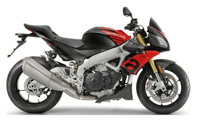 2020 Aprilia Tuono V4 1100 RR ABS in Fort Myers, Florida - Photo 1