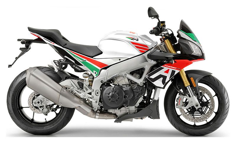 2020 Aprilia Tuono V4 1100 RR misano in New Haven, Connecticut - Photo 1
