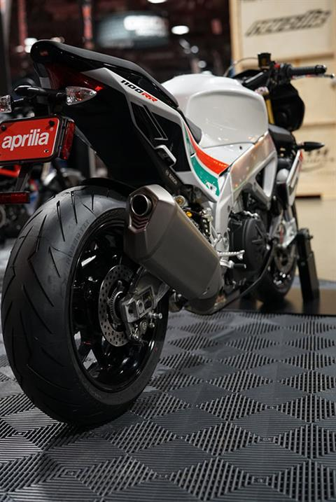 2020 Aprilia Tuono V4 1100 RR misano in San Jose, California - Photo 5