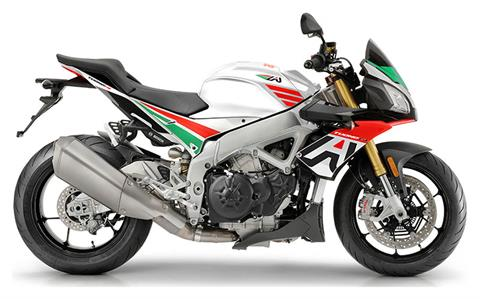 2020 Aprilia Tuono V4 1100 RR Misano Limited Edition in Orange, California
