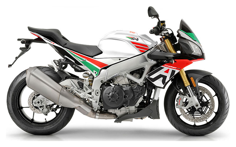 2020 Aprilia Tuono V4 1100 RR Misano Limited Edition in Fort Myers, Florida - Photo 1