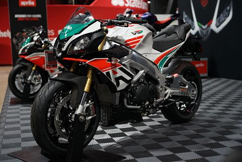 2020 Aprilia Tuono V4 1100 RR Misano Limited Edition in Fort Myers, Florida - Photo 4