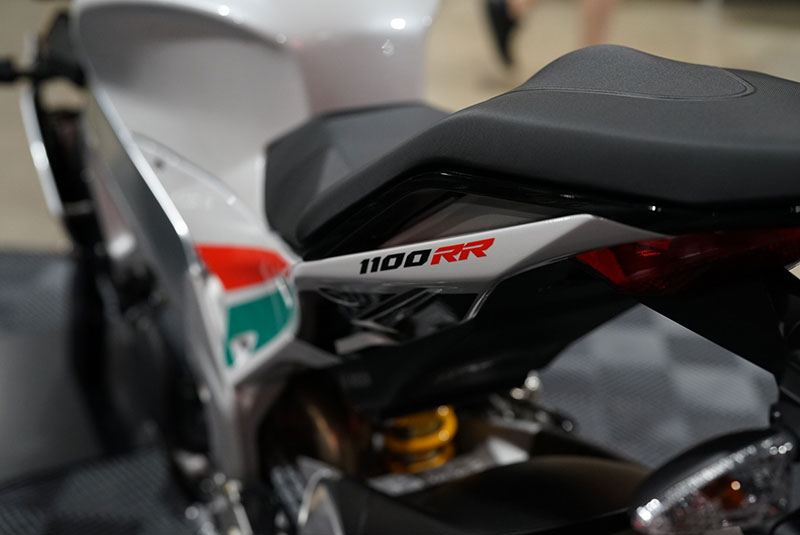 2020 Aprilia Tuono V4 1100 RR Misano Limited Edition in Elk Grove, California - Photo 11