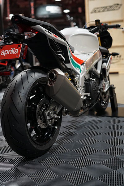 2020 Aprilia Tuono V4 1100 RR Misano Limited Edition in Fort Myers, Florida - Photo 9