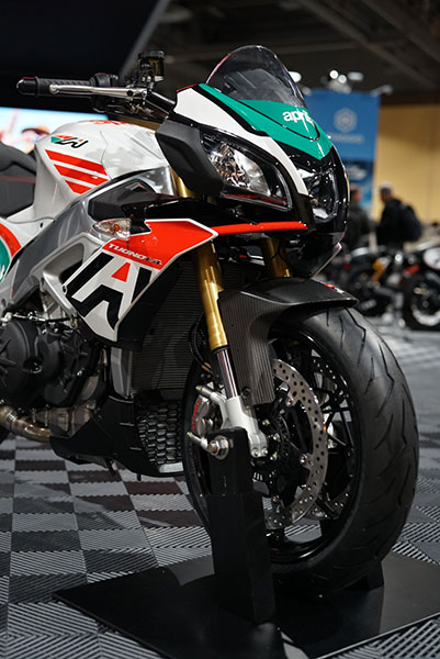 2020 Aprilia Tuono V4 1100 RR Misano Limited Edition in Fort Myers, Florida - Photo 10