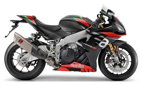 2020 Aprilia RSV4 1100 Factory in San Jose, California