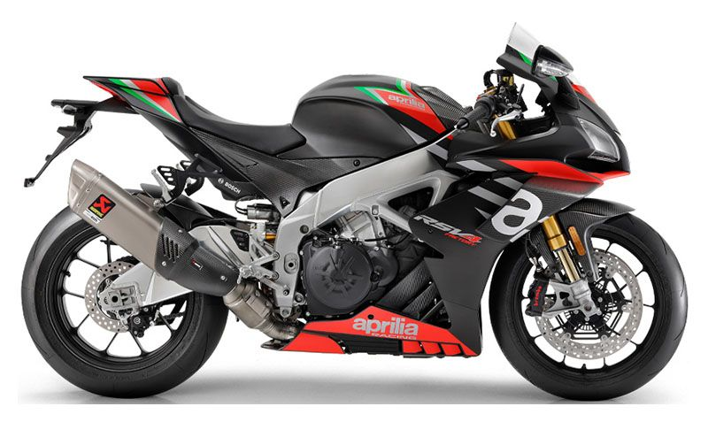 2020 Aprilia RSV4 1100 Factory in Elk Grove, California - Photo 1