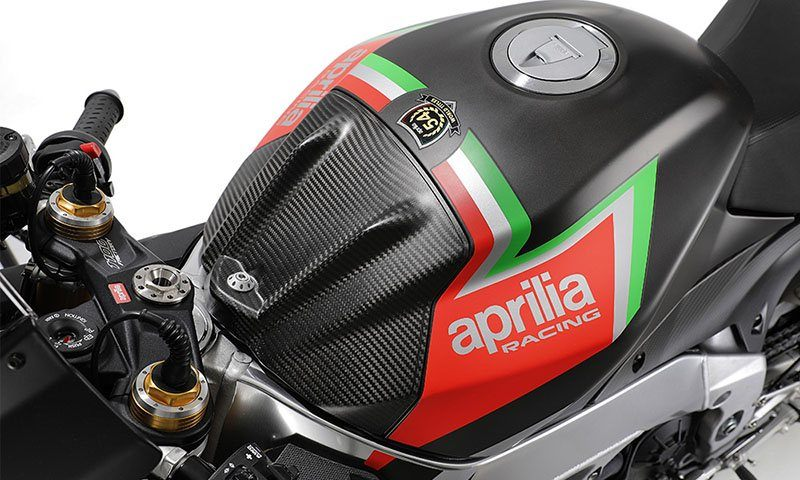 2020 Aprilia RSV4 1100 Factory in Orange, California - Photo 4