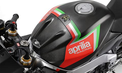 2020 Aprilia RSV4 1100 Factory in Goshen, New York - Photo 4