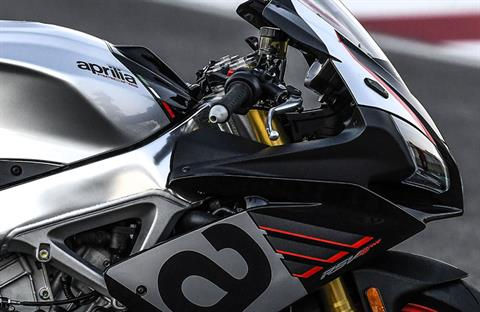 2020 Aprilia RSV4 RR ABS in West Chester, Pennsylvania - Photo 9