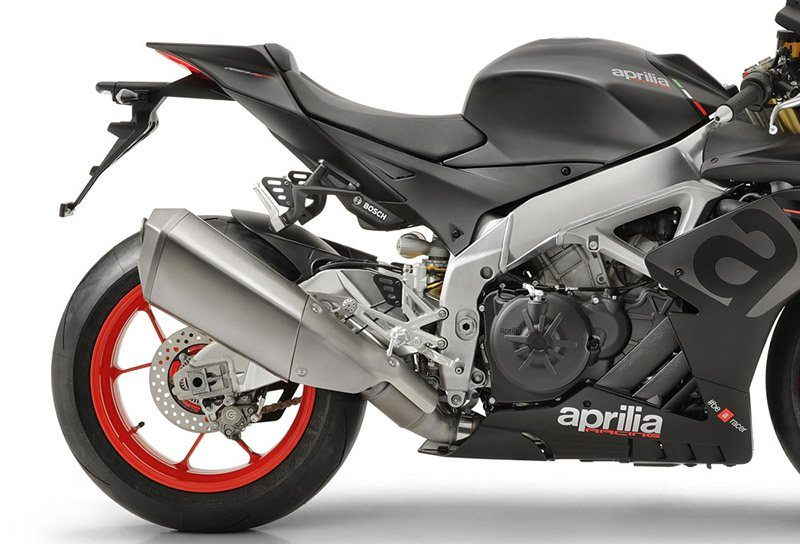 2020 Aprilia RSV4 RR ABS in Woodstock, Illinois - Photo 7