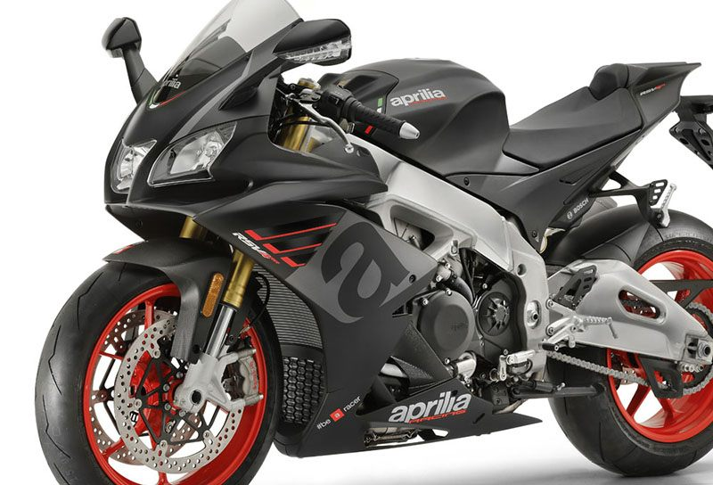 2020 Aprilia RSV4 RR ABS in Woodstock, Illinois - Photo 8