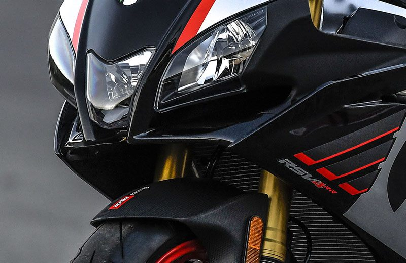 2020 Aprilia RSV4 RR ABS in Woodstock, Illinois - Photo 11