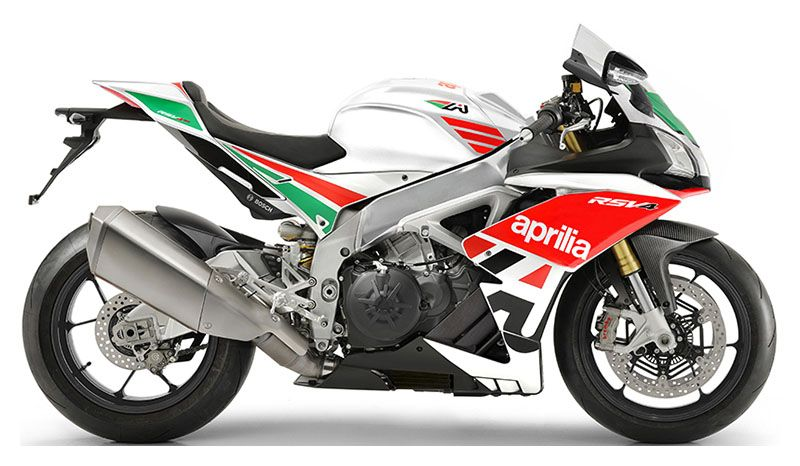 2020 Aprilia RSV4 RR Misano in Pensacola, Florida - Photo 1