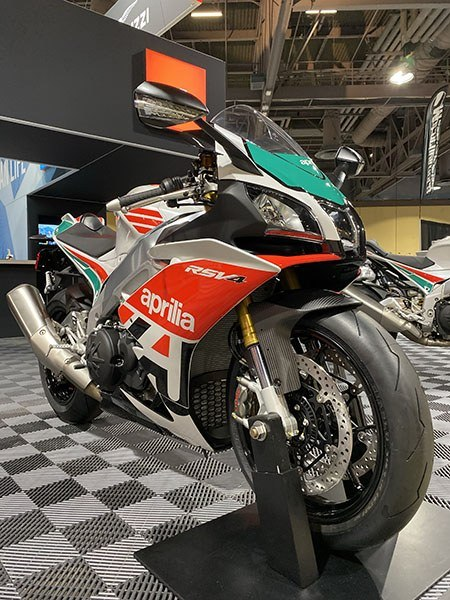 2020 Aprilia RSV4 RR Misano in Pensacola, Florida - Photo 2