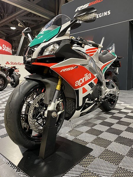 2020 Aprilia RSV4 RR Misano in Woodstock, Illinois - Photo 3
