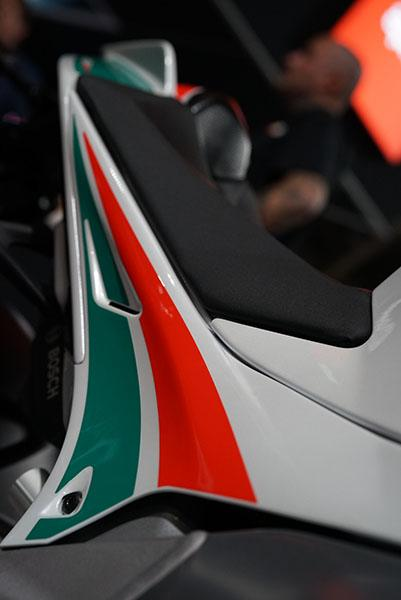 2020 Aprilia RSV4 RR Misano in Pensacola, Florida - Photo 6