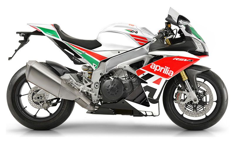 2020 Aprilia RSV4 RR Misano Limited Edition in White Plains, New York - Photo 1