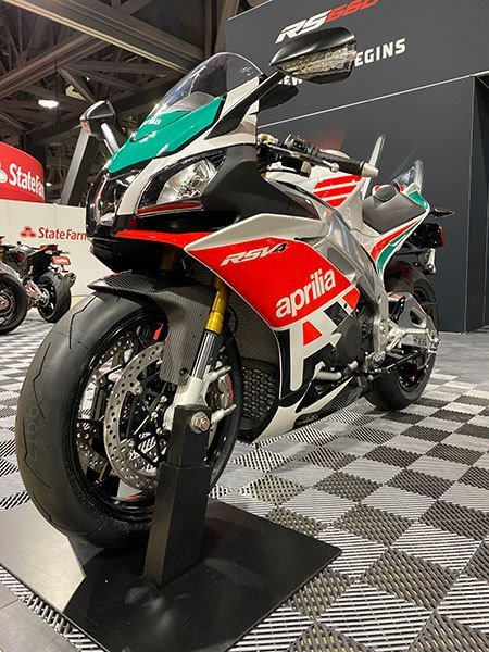 2020 Aprilia RSV4 RR Misano Limited Edition in White Plains, New York - Photo 3