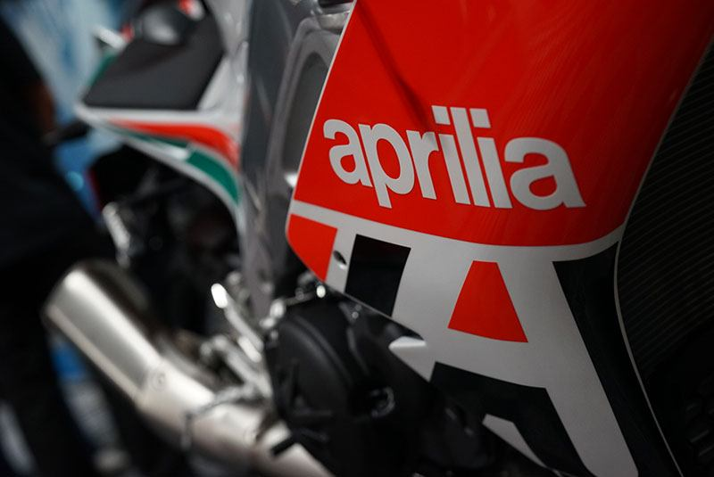 2020 Aprilia RSV4 RR Misano Limited Edition in White Plains, New York - Photo 5