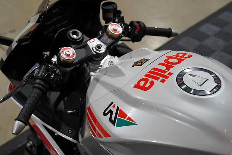 2020 Aprilia RSV4 RR Misano Limited Edition in White Plains, New York - Photo 6