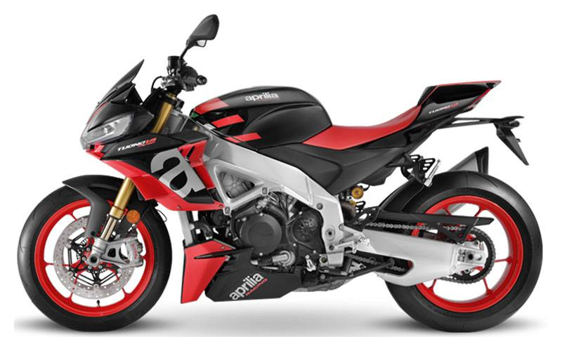2021 Aprilia Tuono V4 1100 Factory in San Jose, California