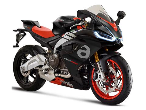 2021 Aprilia RS 660 in Elk Grove, California