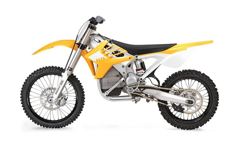 2017 Alta Motors Redshift MX in Orange, California - Photo 2