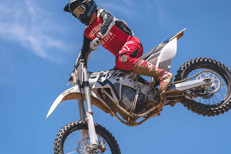 2017 Alta Motors Redshift MX in Orange, California - Photo 13
